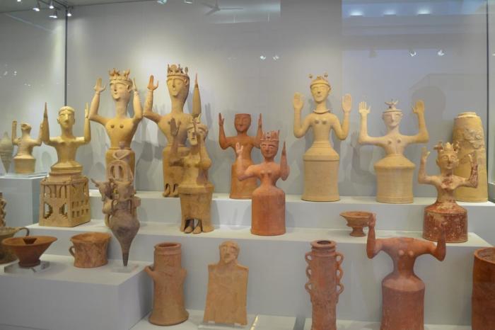 Погода в Салониках в феврале - Археологический музей Салоник
