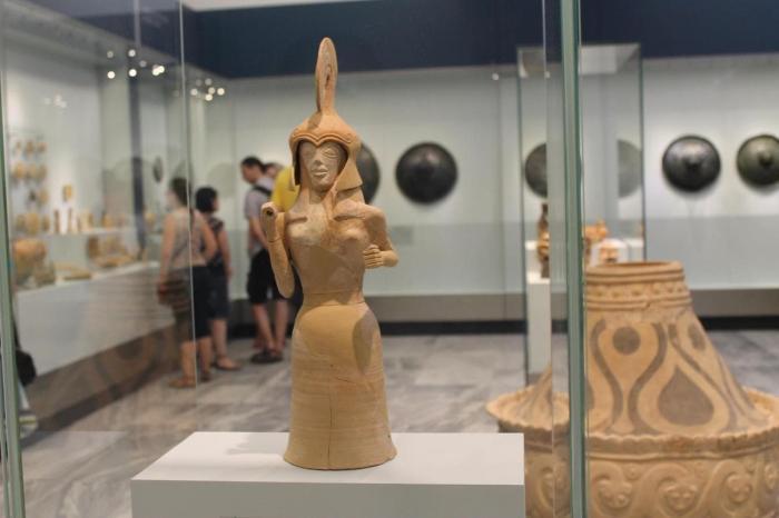 Греция Крит Археологический музей Ираклиона