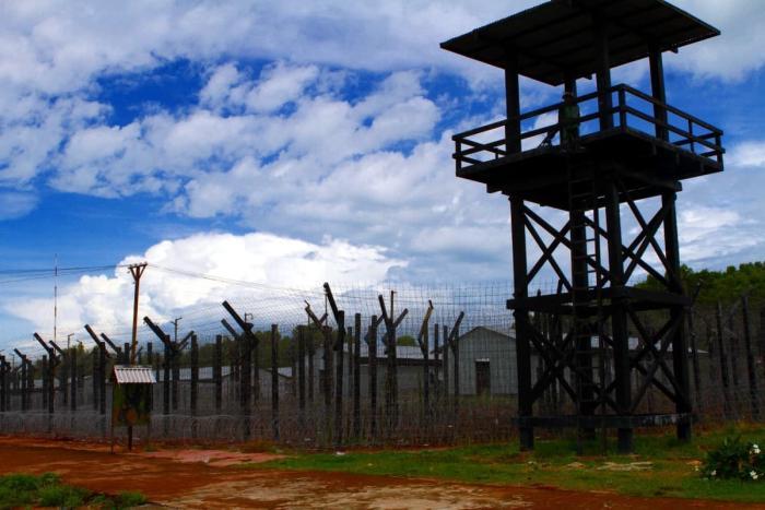 Фукуок, Кокосовая тюрьма