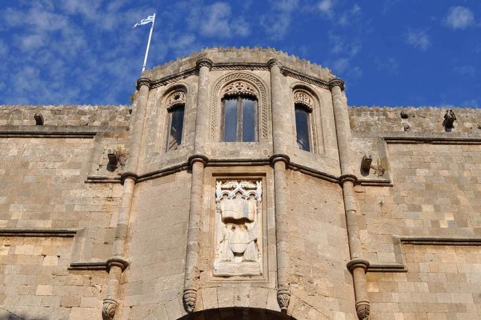 Погода на Родосе в мае - Археологический музей родоса