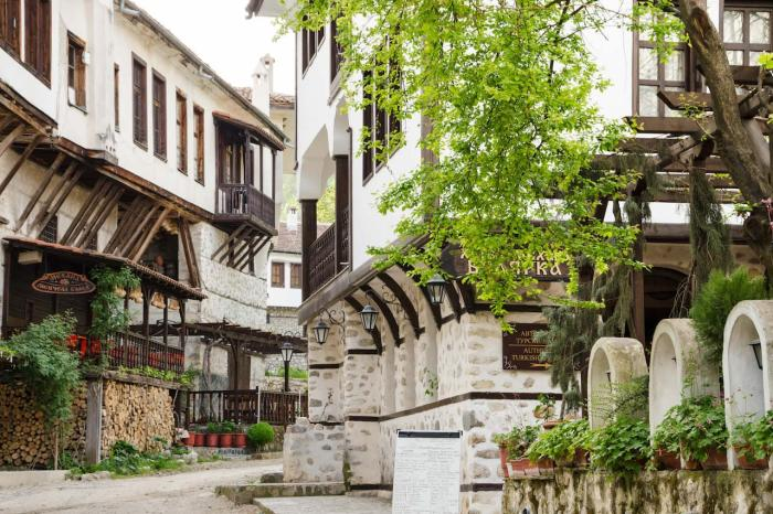 Болгария, Город-музей Мелник