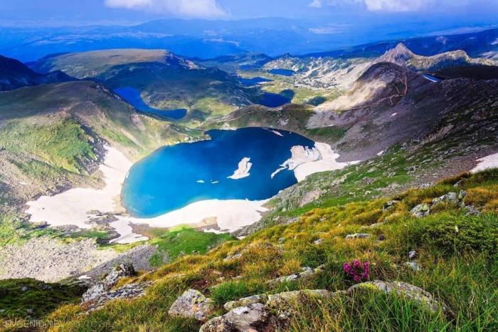 Болгария, Посмотрите на Семь Рильских озёр