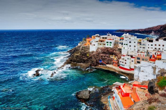 Испания, Канарские острова