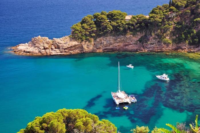 Испания, Морские прогулки