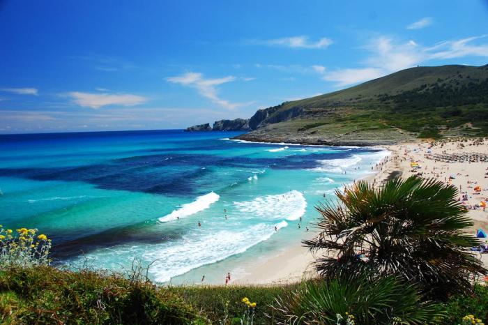 Испания, Остров Майорка