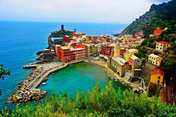 Италия, курорты города Римини