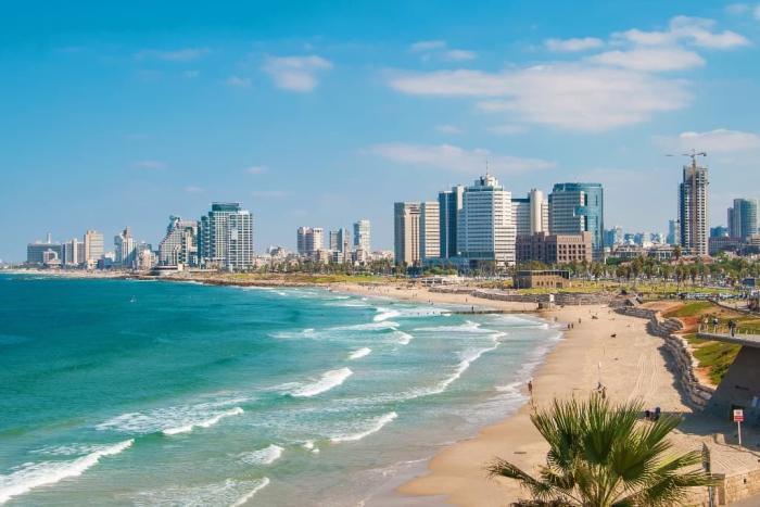 Израиль, курорт Тель-Авив