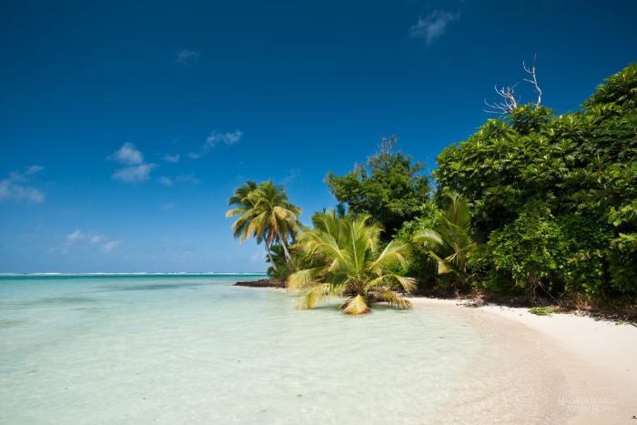 Мадагаскар, Раские пляжи Нуси-Бе