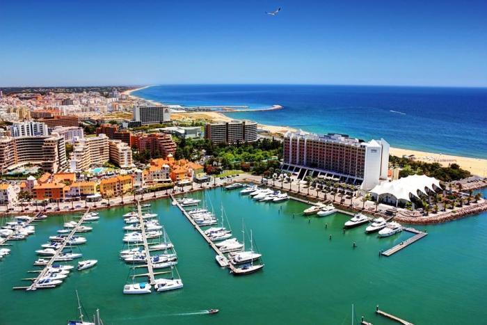 Португалия, Элитный курорт Виламора