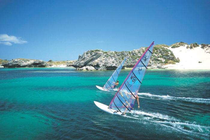 Португалия, Попробуйте виндсерфинг на острове Мадейра