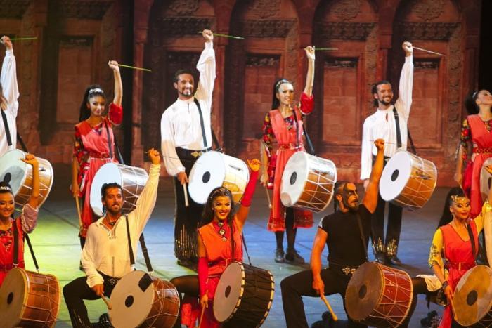 Турция, Сходите на красочное шоу - Турецкая ночь