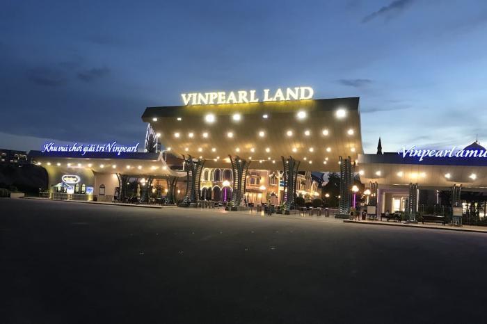 Вьетнам Фукуок Vinpearl Park