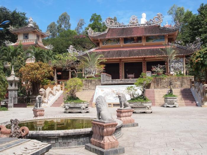 Вьетнам Нячанг Пагода Лонг Шон