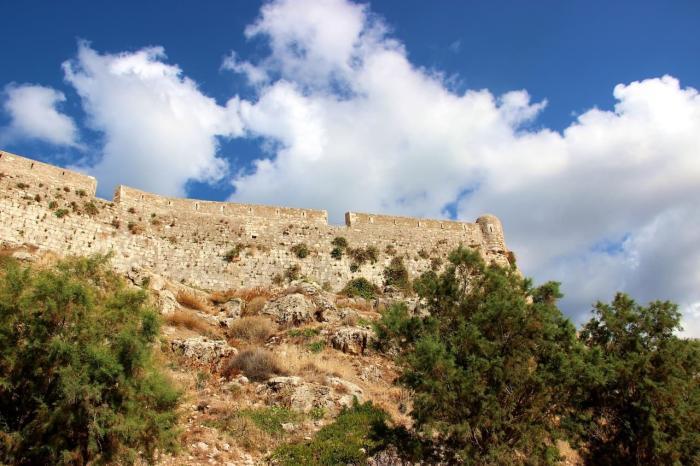 Крит, Крепость Фортецца