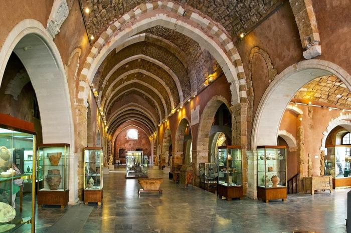 Погода на Крите в июне - Археологический музей Ханьи