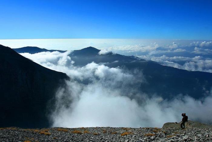 Погода в Салониках в июле - Гора Олимп в Салониках