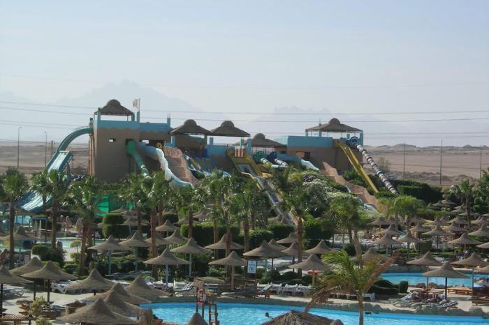 Египет Хургада Makadi Bay Water World