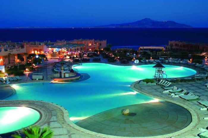 Шарм-эль-Шейх, Отель Dream Beach Resort в Шарм-эль-Шейхе