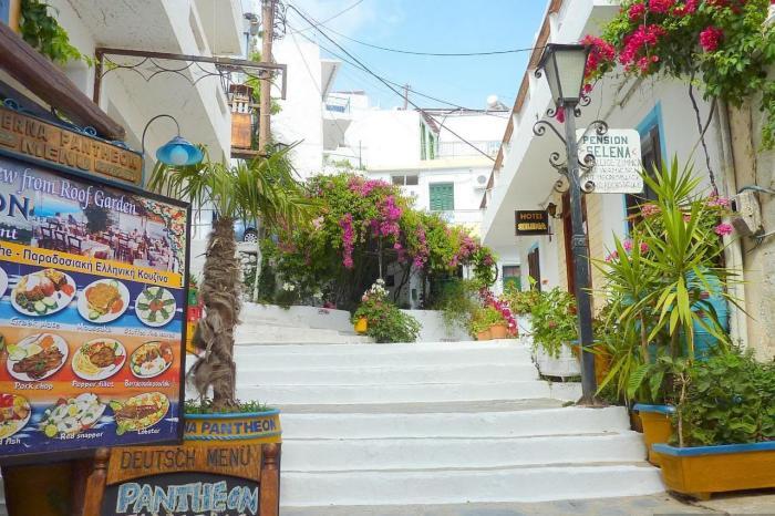 Крит, Кафе на Крите