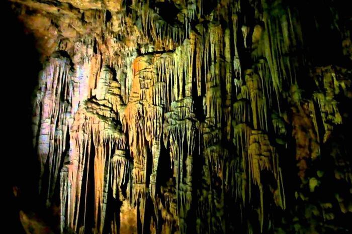 Аланья, Пещера Дим
