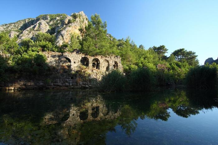 Кемер, Олимпос