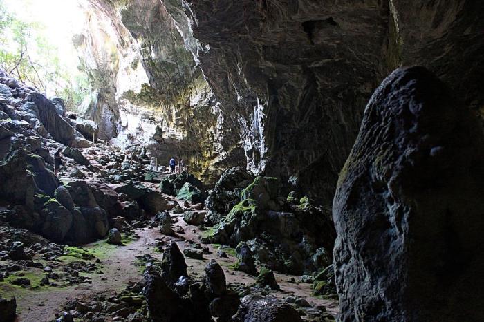Мармарис, Пещера Нимара