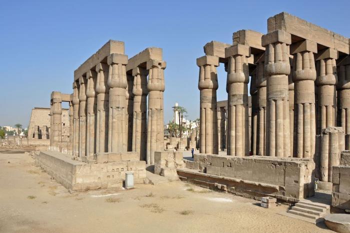 Хургада, Экскурсия в Луксор
