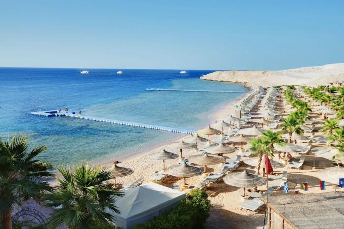 Погода в Шарм-эль-Шейхе в марте, Пляж в Шарм-эль-Шейхе