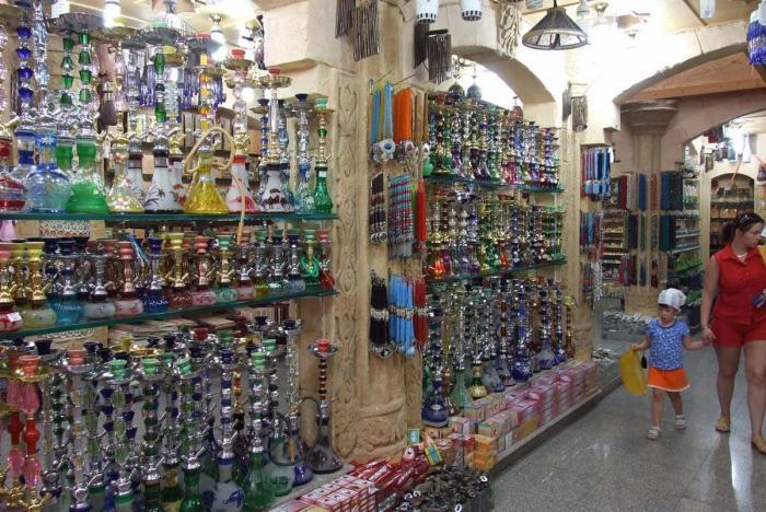 Шарм-эль-Шейх, Старый рынок