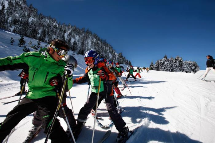 Андорра, Рай для лыжников