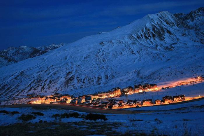 Андорра, Здесь отличные горнолыжные курорты