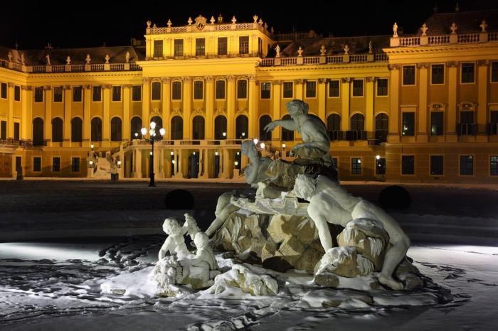 Австрия, Дворец Шёнбрунн