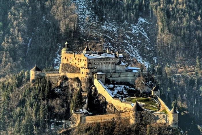 Австрия, Замок Гохостервитц