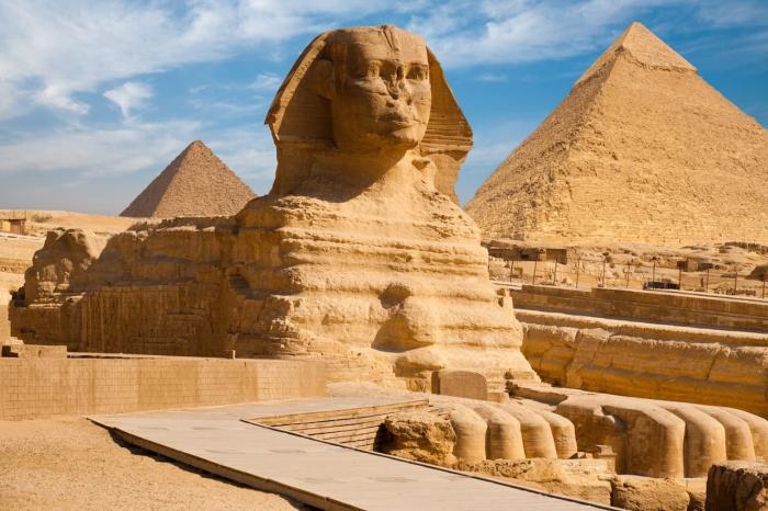 Египет, Зима - самое время отправиться на экскурсии в пустыню, нет изнуряющей жары