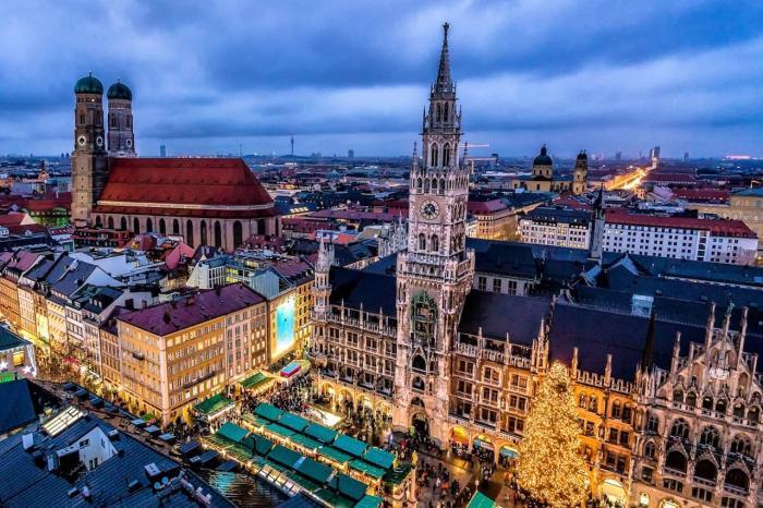 Германия, Мюнхен