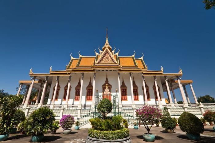 Камбоджа, Серебряная Пагода
