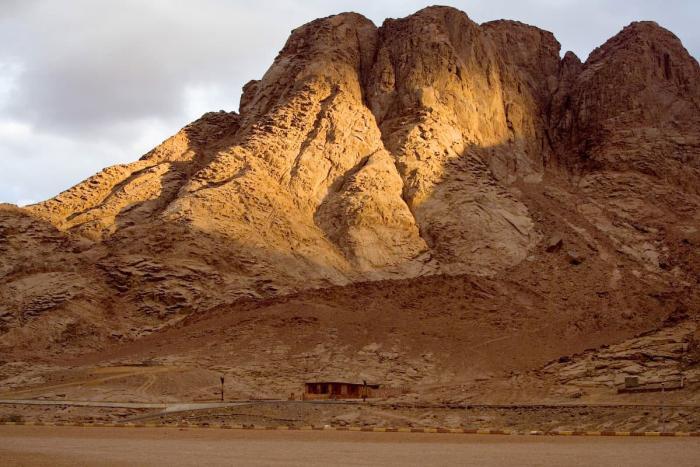 Шарм-эль-Шейх, Гора Синай