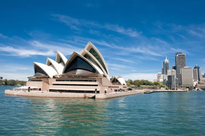 Австралия, Оперный театр в Сиднее