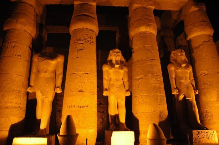 Египет, Луксорский храм