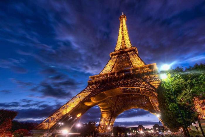 Франция, Эйфелева башня