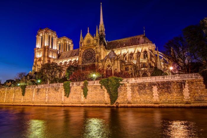 Франция, Посмотрите на красивуйшую архитектуру