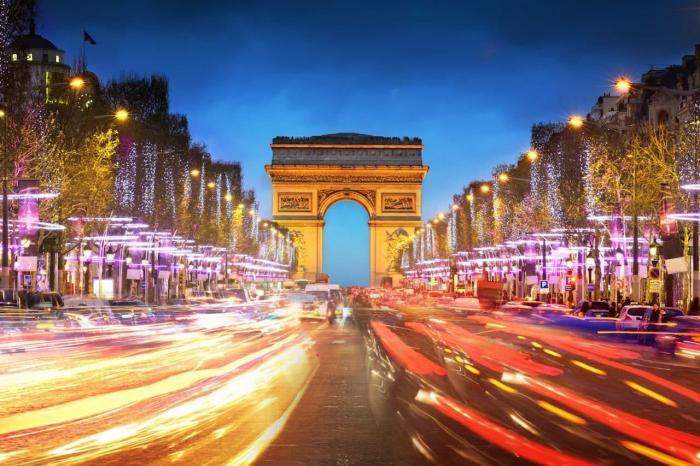 Франция, Триумфальная арка