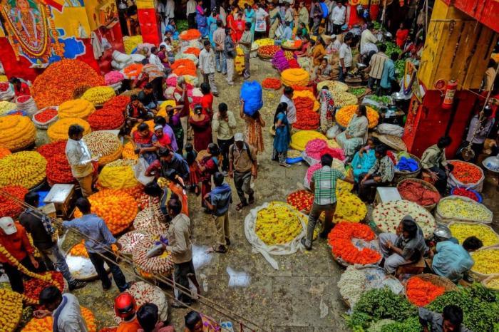 Гоа, Купите сувениры на местных рынках
