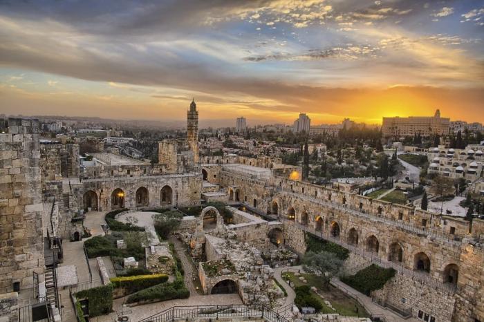 Израиль, Город с многовековой историей