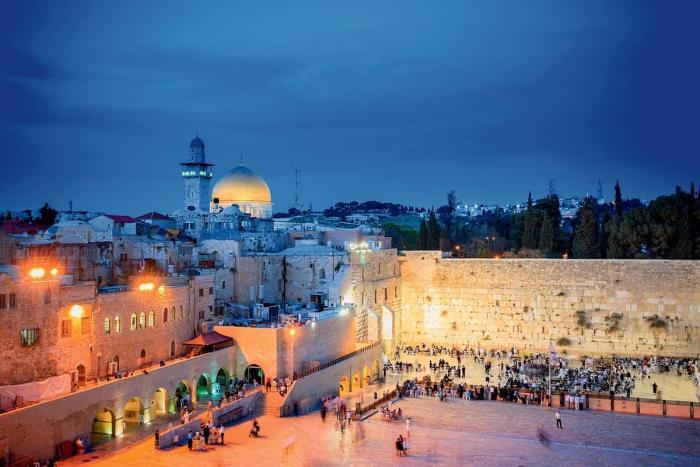 Израиль, В древнем Иерусалиме сосредоточено множество достопримечательностей и музеев