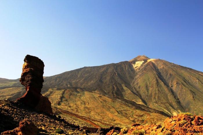 Канарские острова, Вулкан Тейде