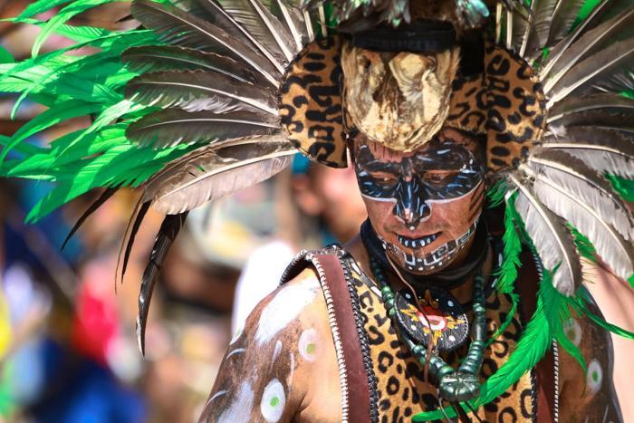 Мексика, Посетить местные карнавалы