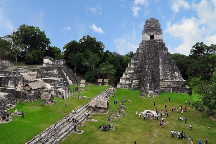 Мексика, Руины древних городов Майа и Ацтеков