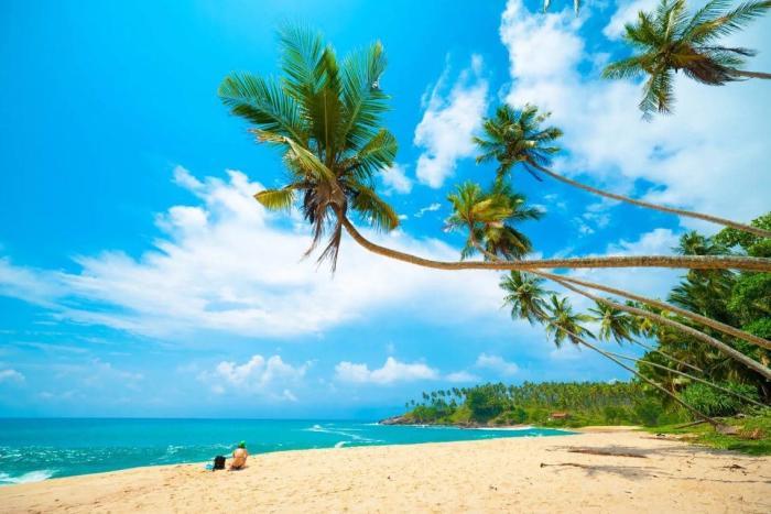 Шри-Ланка, Пляжи