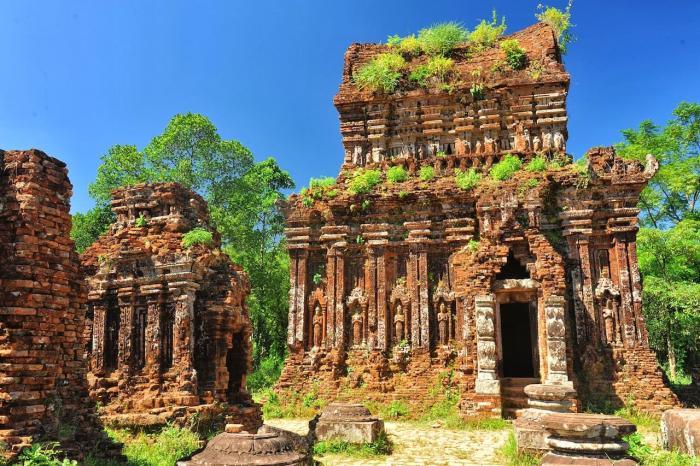 Вьетнам, Древний храмовый комплекс Мишон